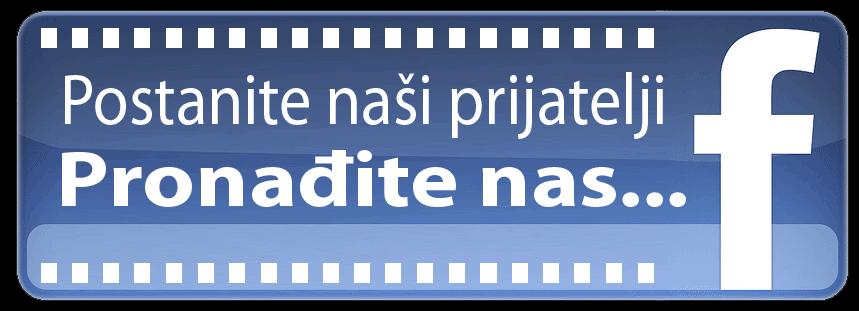 Pozivamo vas da nam se pridružite na našem Facebook profilu, postanete prijatelji i učestvujete u stvaranju Filmovanja. Takođe vas čekaju i interesantne nagrade...