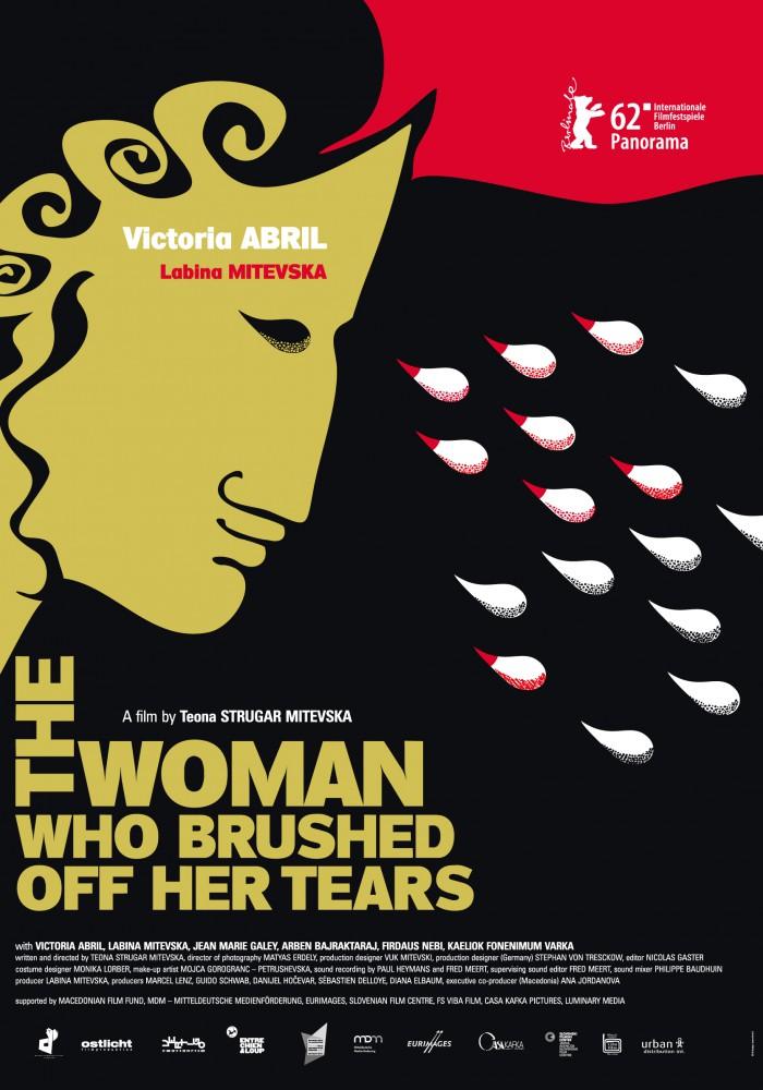 Žena koja je obrisala suze