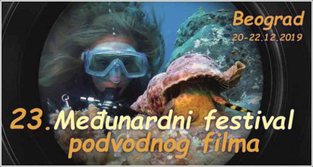 23. Međunarodni Festival podvodnog filma
