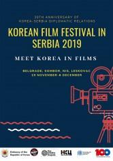 "Festival korejskog filma: ""Upoznajte Koreju kroz filmove"""