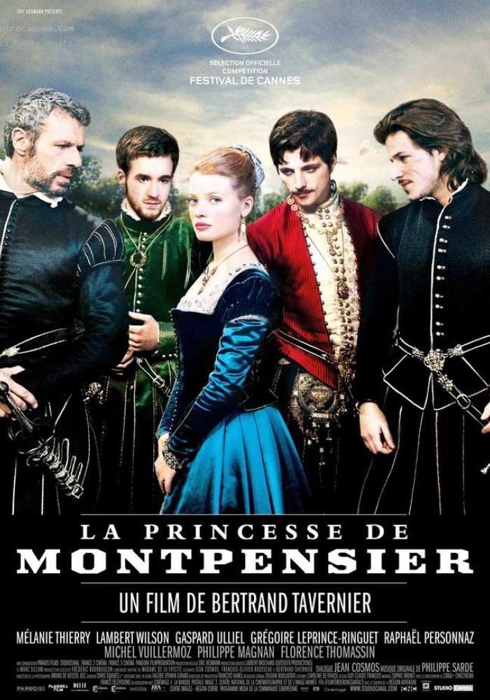 Princeza Montpesira