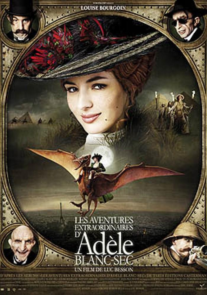 Neverovatne avanture Adele Blan-Sek