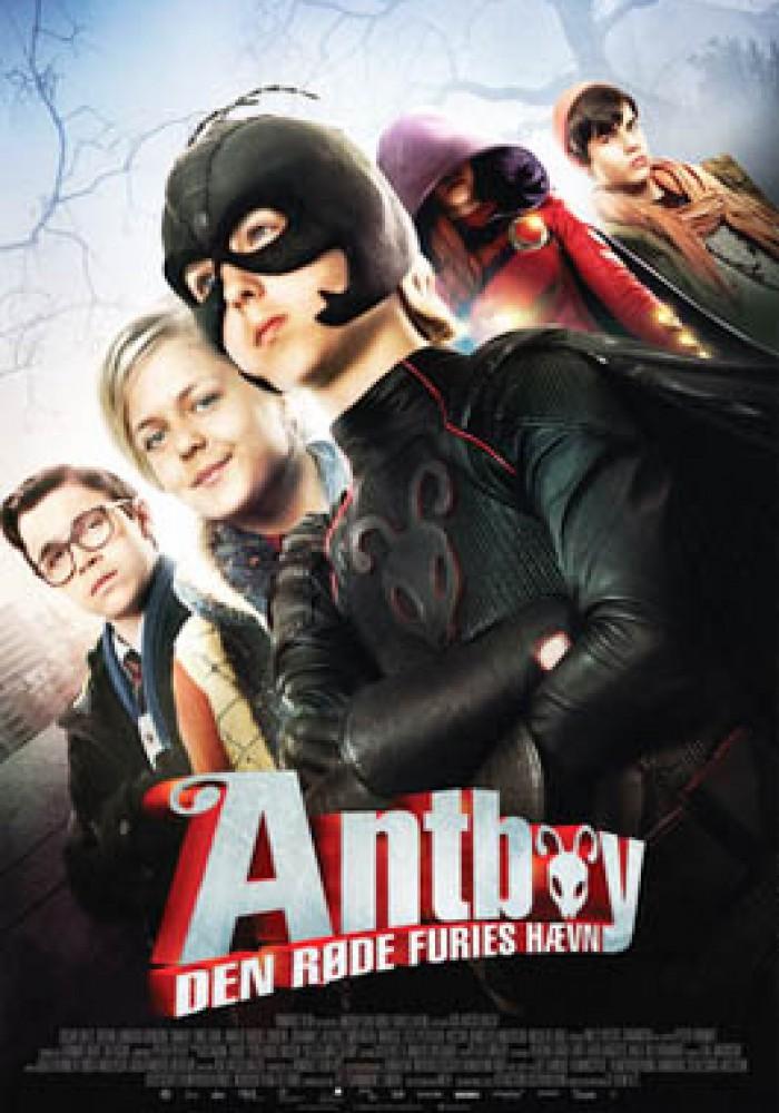 Antboy: Osveta crvene furije