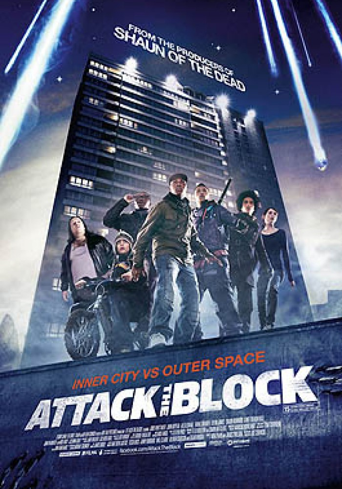 Napad na blok
