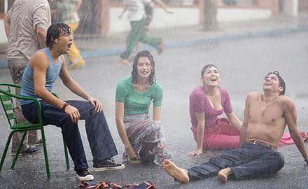 Letnje kiše