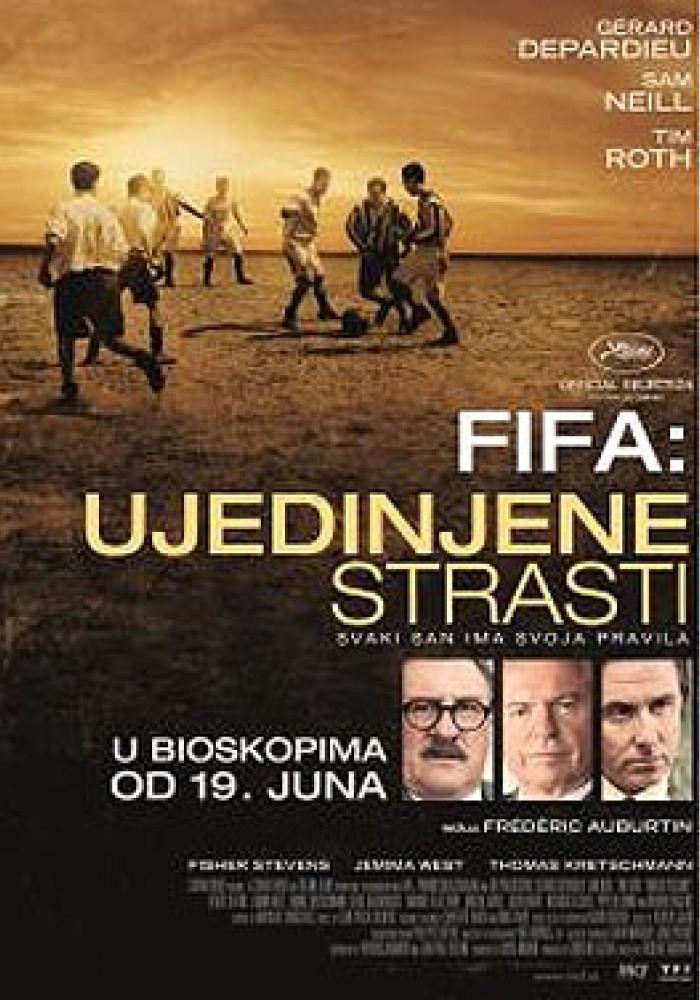 FIFA: Ujedinjene strasti