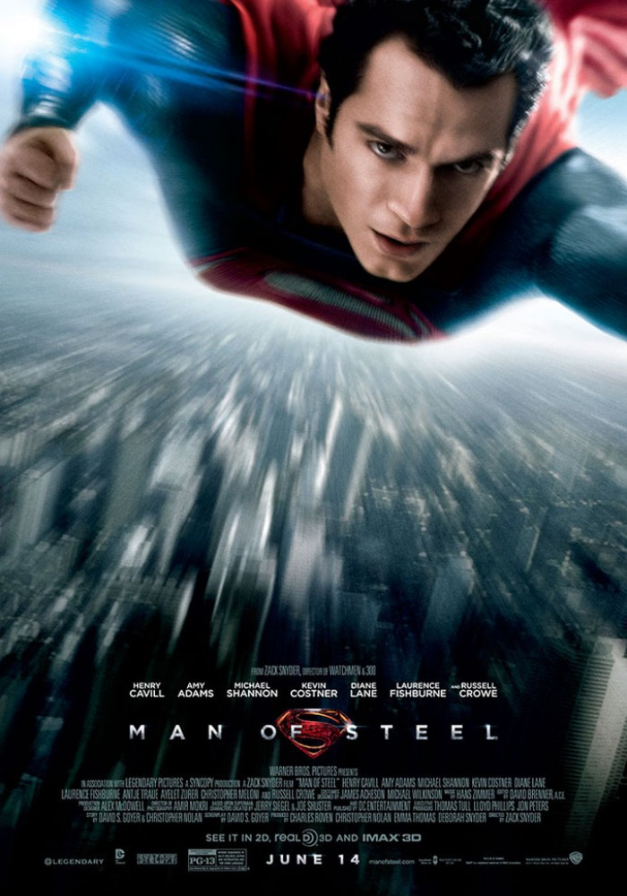 Supermen: Čovek od čelika