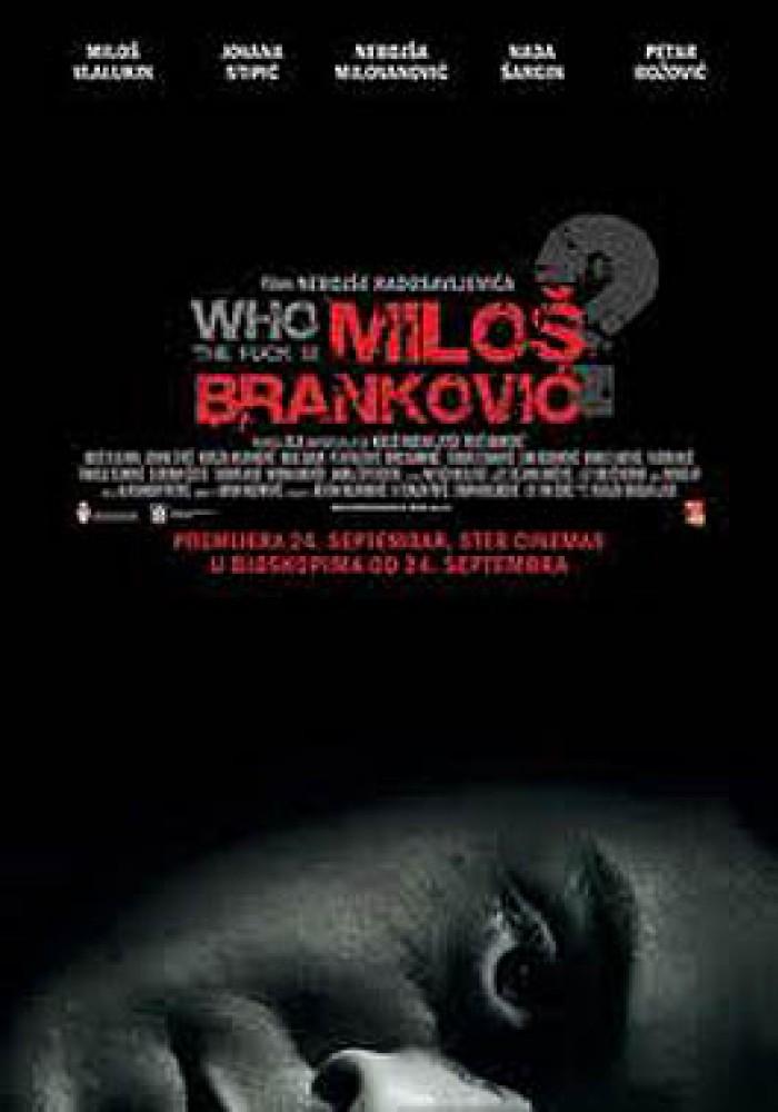 Ko je Miloš Branković