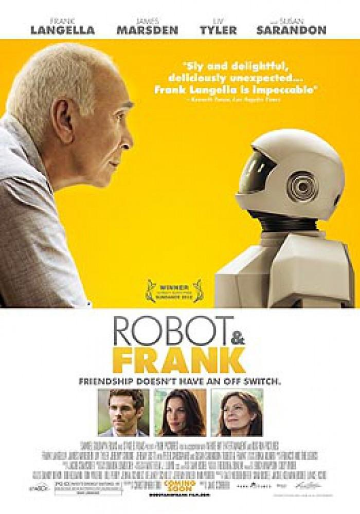 Robot i Frenk