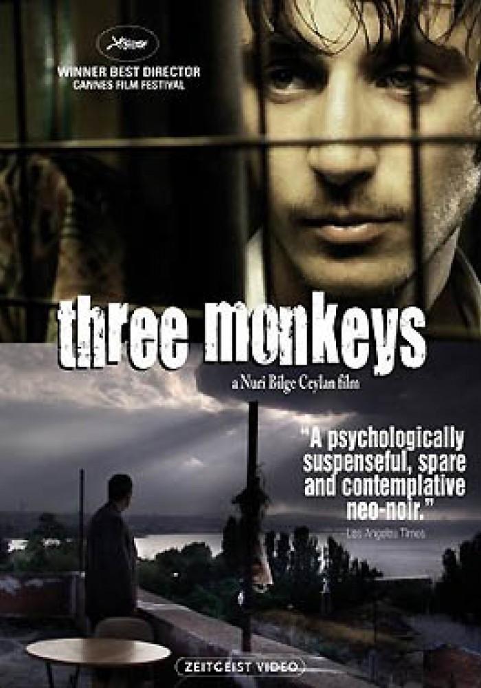 Tri majmuna